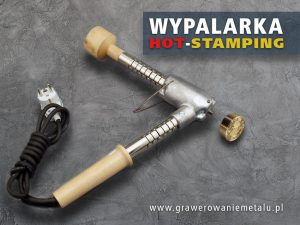 wypalarka hot-stamp